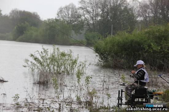 рыбалка в самарской области в мае 2016
